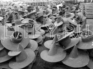 Литые наконечники для свай в Бийске