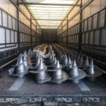 отгрузка ВН 219-500 литой наконечник на сваю