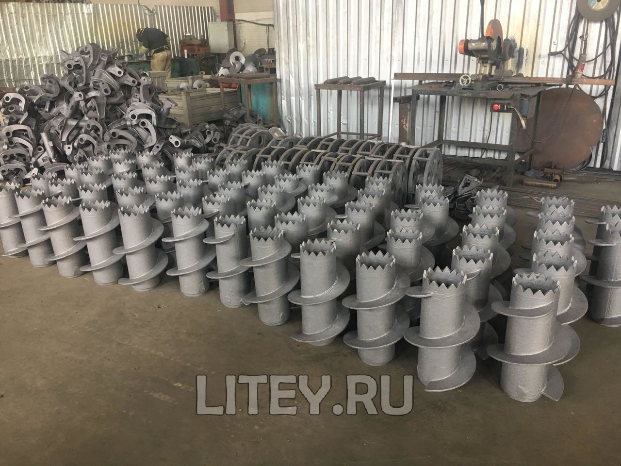 наконечник СВЛМ-168 для вечной мерзлоты (1)